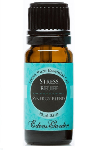 Stress relief synergy blend