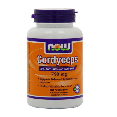 Cordyceps Supplement(750mg, 90 Veg-Capsules)