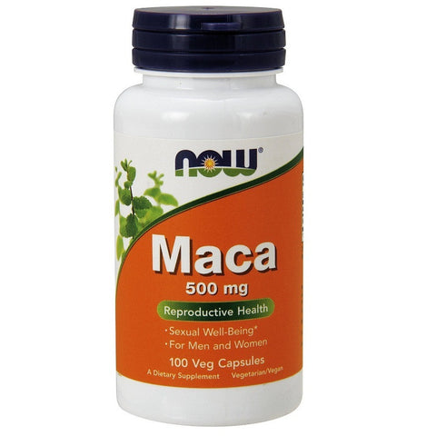 Maca Root (500mg,100Capsules)