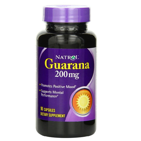 Guarana (200mg,90-Count)