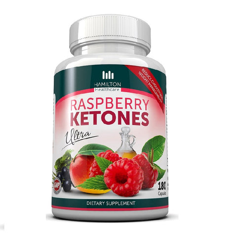 Raspberry Ketones For Weight Loss(180 Capsules)