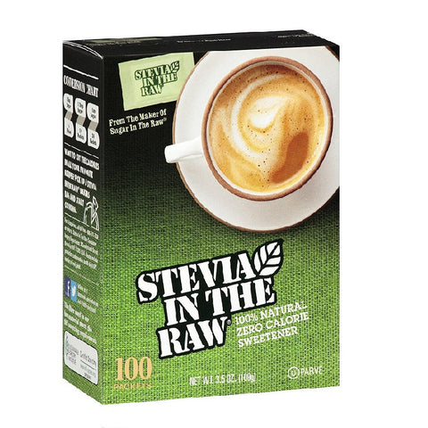Stevia In The Raw Extract(100 Counts)