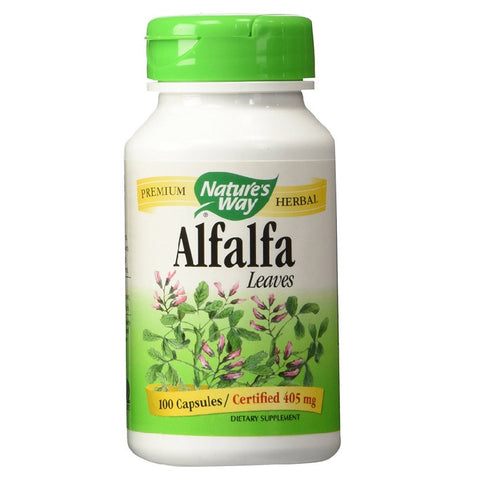 Alfalfa Leaves (100Capsules)