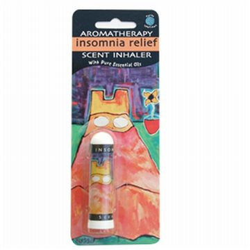 Aromatherapy insomania relief