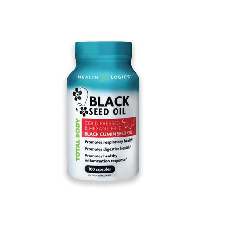Black Cumin Seed Oil Softgels(100 Count)