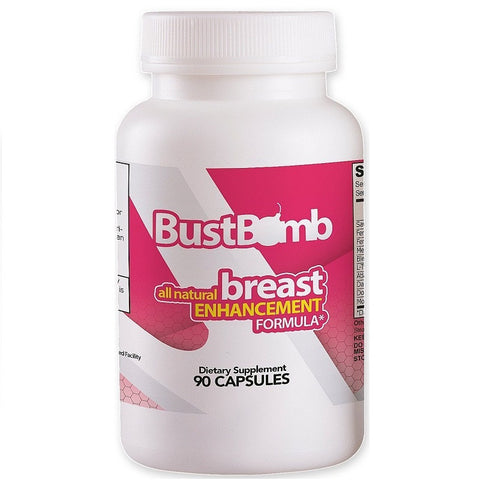 Bustbomb Breast Enlargement Pills