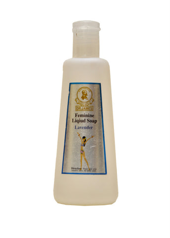 Dr James Feminine Liquid Soap