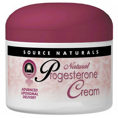 Natural Progesterone Cream (113.4g)