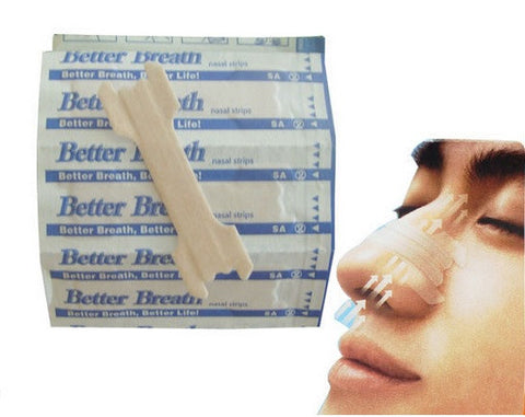25Pieces Better breathe Nasal Strips