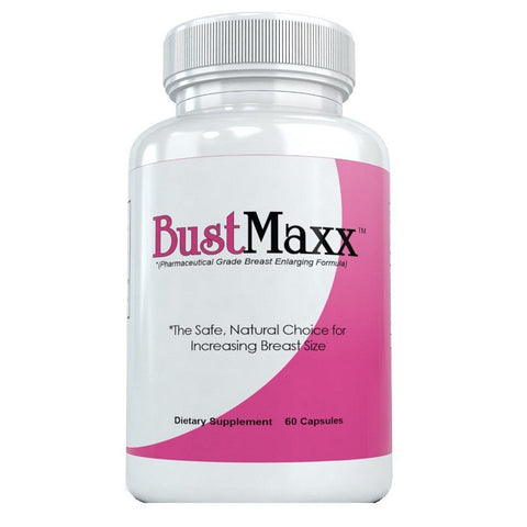 Bustmaxx Breast Enlargement Pills (Expires May/18)