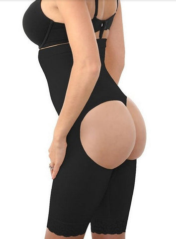 High Waist Butt Lifter Tummy Shaper Panty