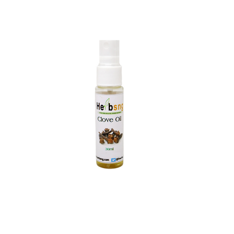 Clove Oil (30ml)