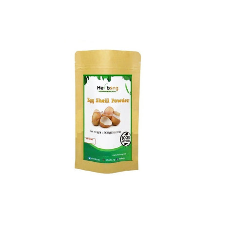 Fine Egg Shell Powder (500grams)