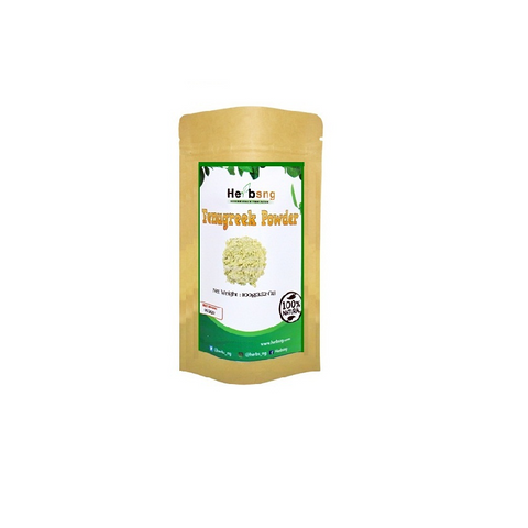 Pure Fenugreek Powder (100grams)