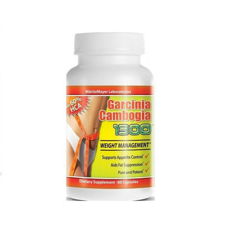 Pure Garcinia Cambogia Extract For Weight Loss(60 Capsules)