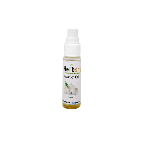 Natural Garlic Oil (30ml)