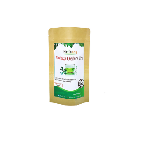 Pure Moringa Herbal Tea (20bags)