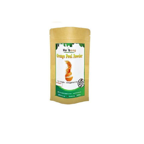 Pure Orange Peel Powder (500grams)
