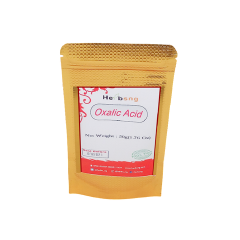Oxalic Acid Powder -50g