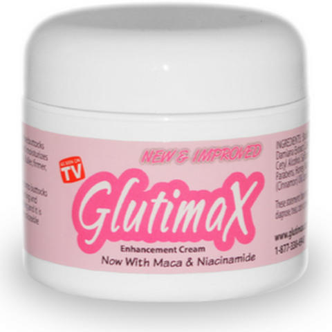 Glutimax butt enhancement Cream