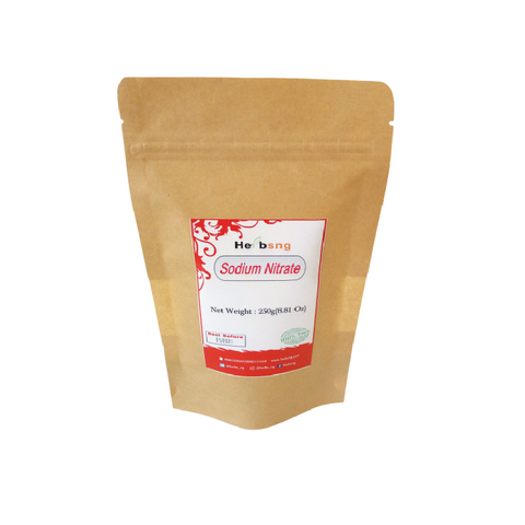 Sodium Nitrate powder -250g
