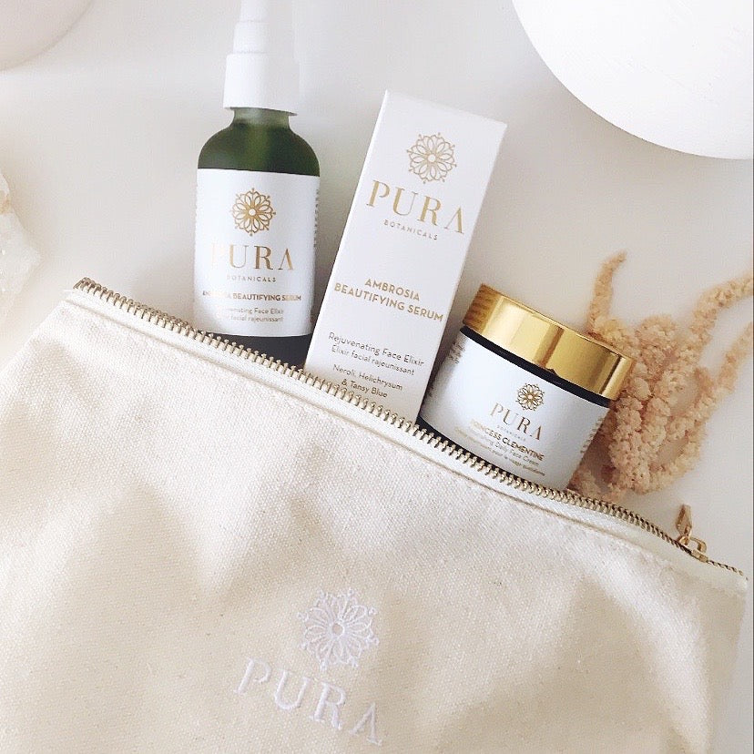 Signature Glow Skincare Bag