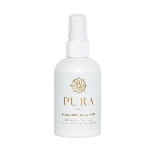 Enchanting Lullaby Relaxation and sleep mist for babies and mamas made by Pura Botanicals