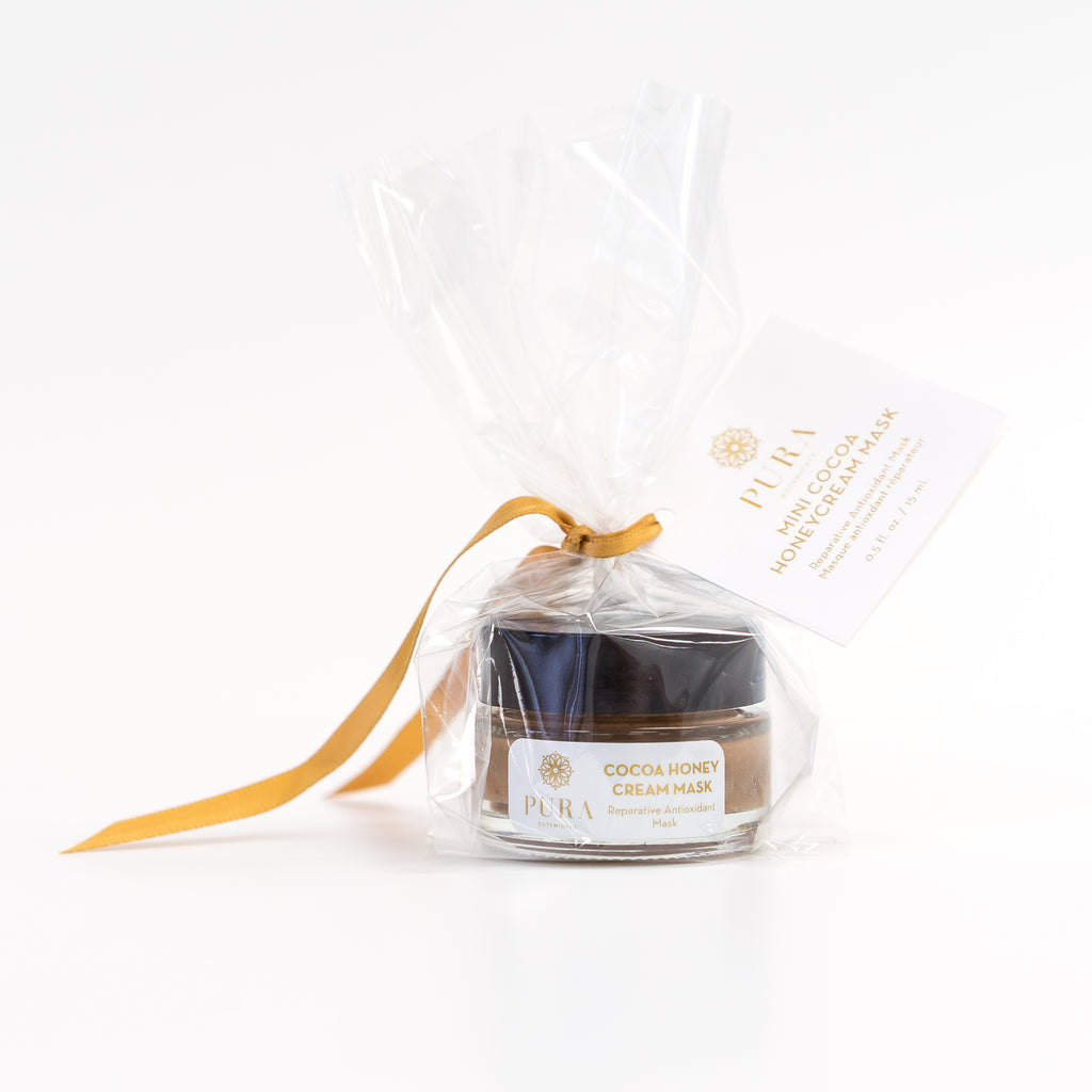 Limited Edition MINI - Cocoa Honeycream Mask