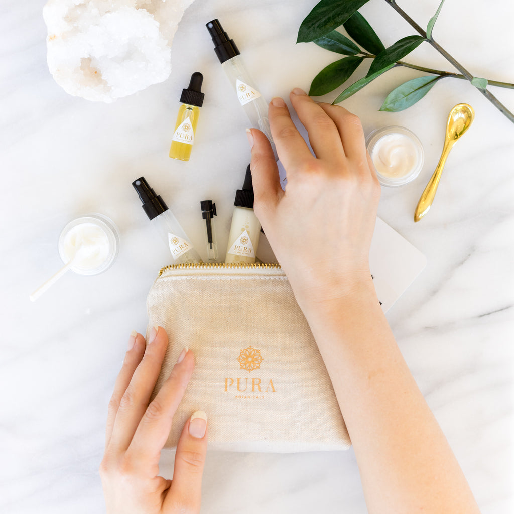 Pura Botanicals Travel Kit
