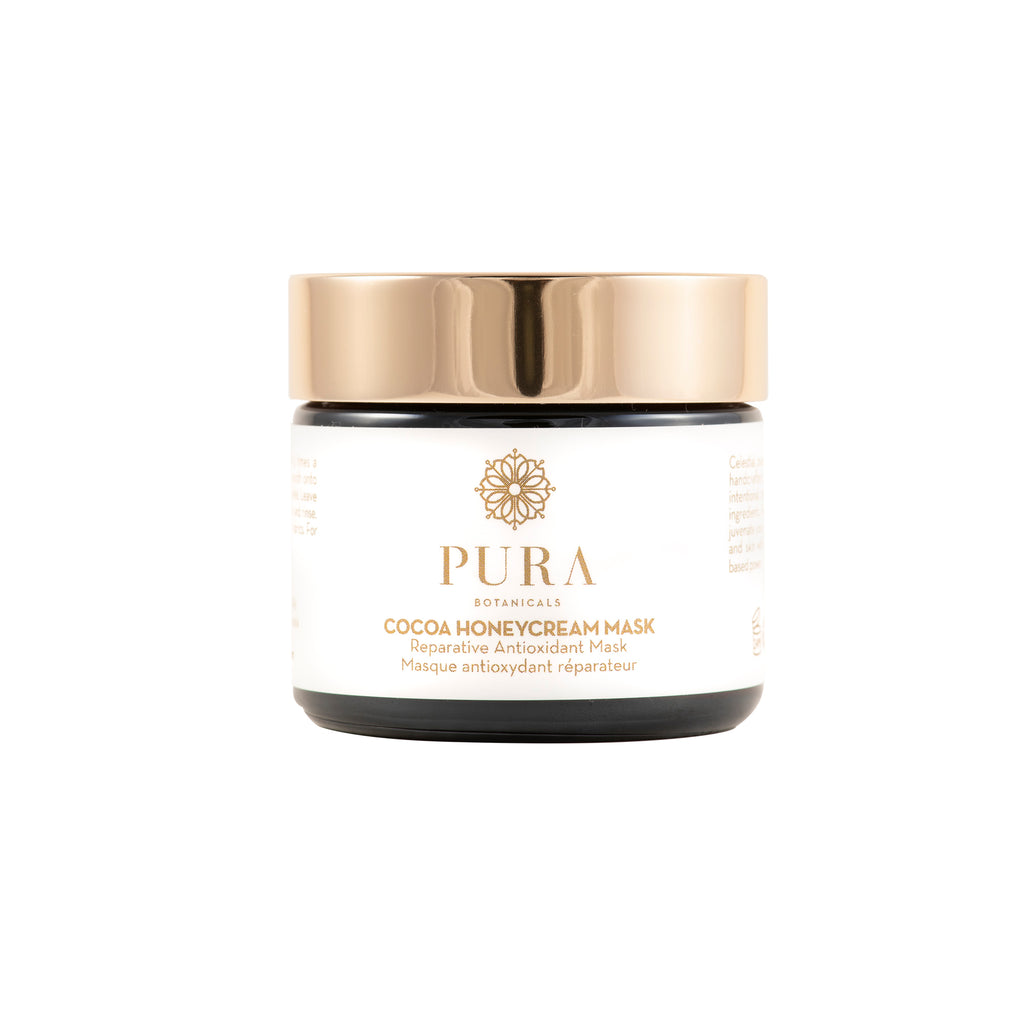 Cocoa Honeycream Mask - Reparative Antioxidant Mask