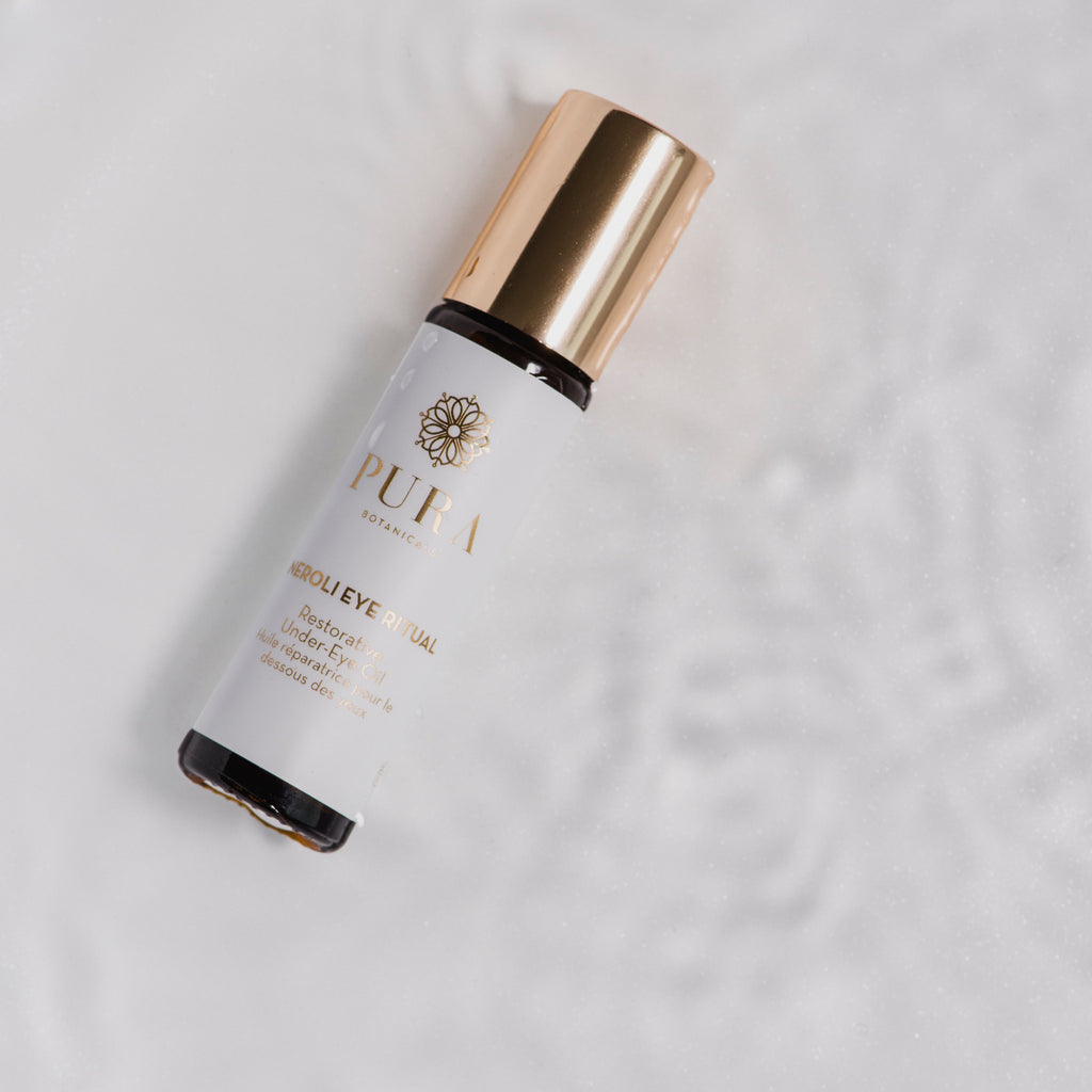 Neroli Eye Ritual - Restorative Under-Eye Oil