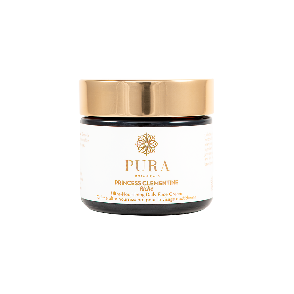 Princess Clementine Riche - Ultra-Nourishing Daily Face Cream