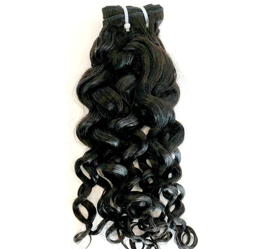 Brazilian Exotic Curly Sew-In Extensions