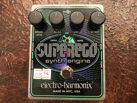 "Electro-Harmonix ""Superego Synth Engine"""