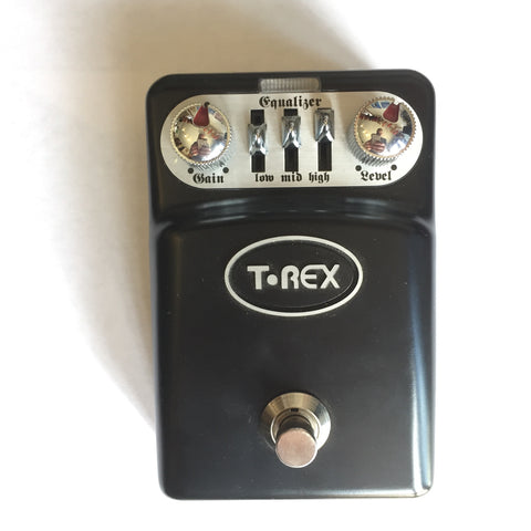 T-Rex Engineering ToneBug Totenschlager Distortion Guitar Effects Pedal