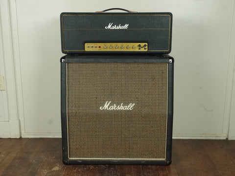 Marshall Superlead 100 Half Stack 1973