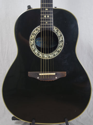 Ovation Electric Acoustic 1982
