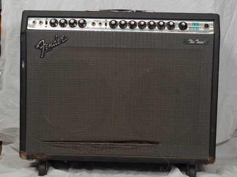 Fender Twin Reverb Mid-1970's