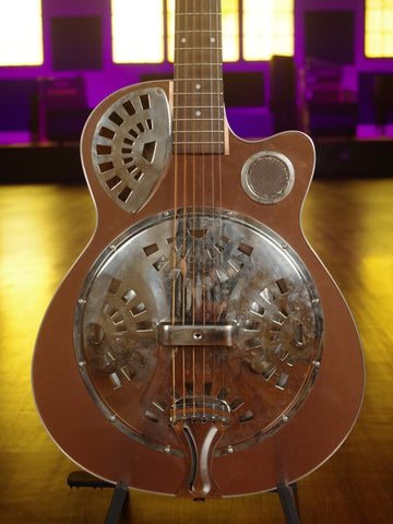Liberty Copper Cutaway Resonator