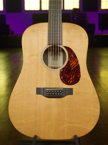 Martin Custom X Series 12 String With Fishman Pickup