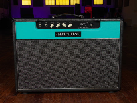 Matchless Lightning 15 Watt 2x12 Combo 2015
