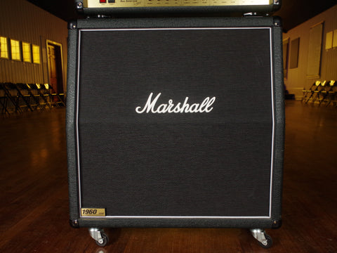 Marshall 1960a Angled 4x12 Cabinet