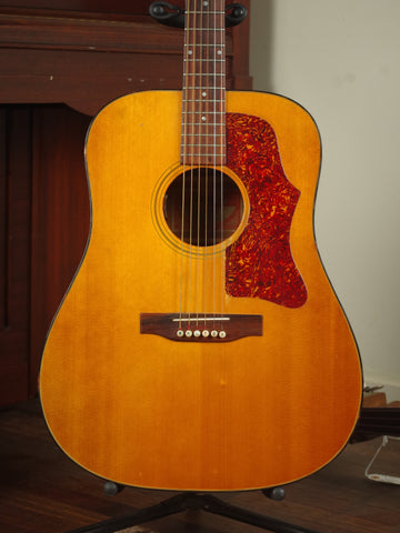 Gibson J-50 1973 with LR Baggs Lyric Pickup System