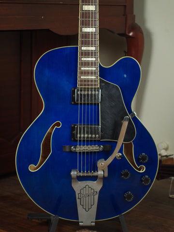 Ibanez Semi-hollow AFS75T