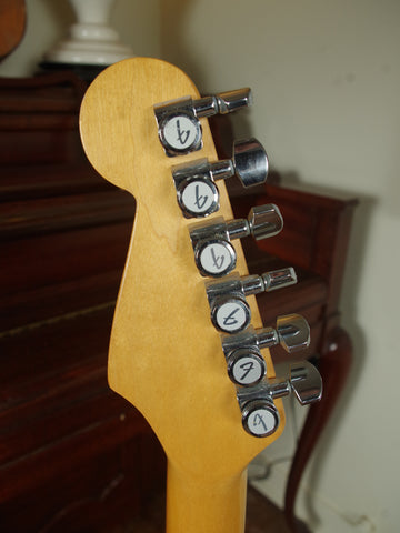 Fender Stratocaster MIM Locking Tuners 1999 – Baton Rouge