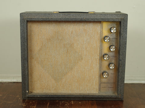 Silvertone Model 1482 1x12 Combo with Tremolo