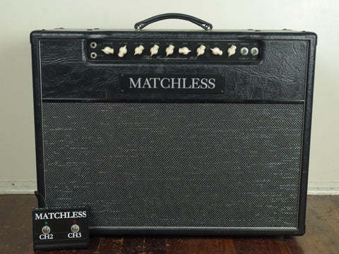 Matchless Independence 35 with Reverb