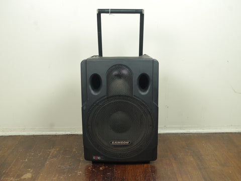 Samson Expedition EX10 Portable PA Speaker/Monitor