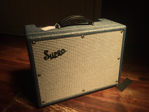 Supro 1622RT Tremo-Verb 25 Watt 1x10 Combo