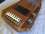 Harris Handmade Instruments 7 string lap steel